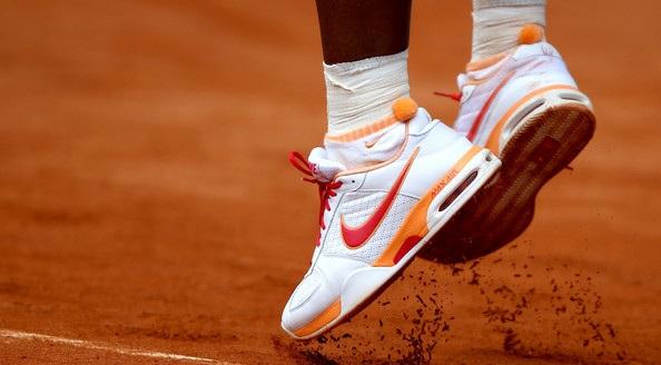 scarpe da tennis terra rossa asics