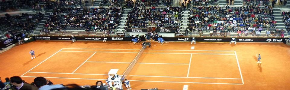 Campi Da Tennis Roma.Internazionali D Italia Di Tennis Roma 2019 Fare Tennis